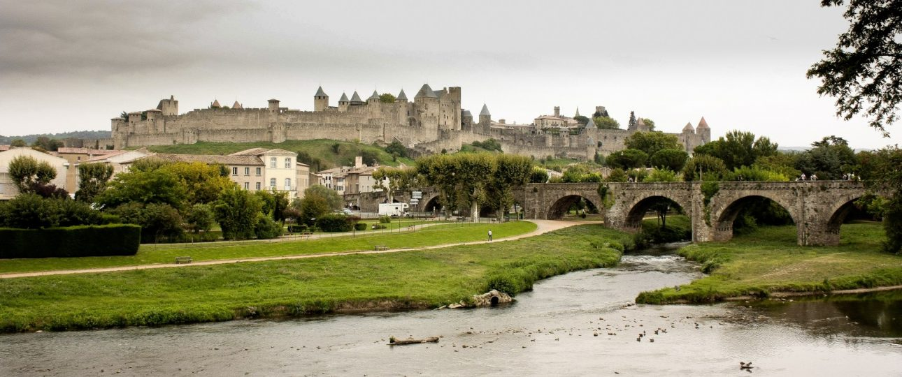 Carcassonne is a top destination in France