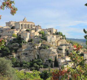 Bastide village Gordes in Provence