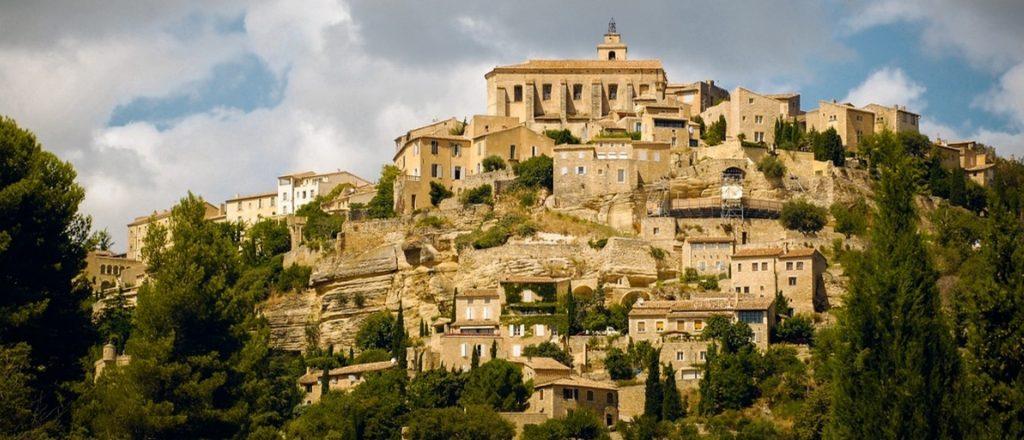 Gordes in SE France Provence