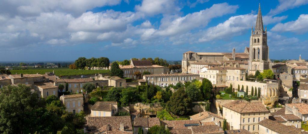 Saint Emilion in SW France
