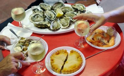 Gastronomic specialities of Sète
