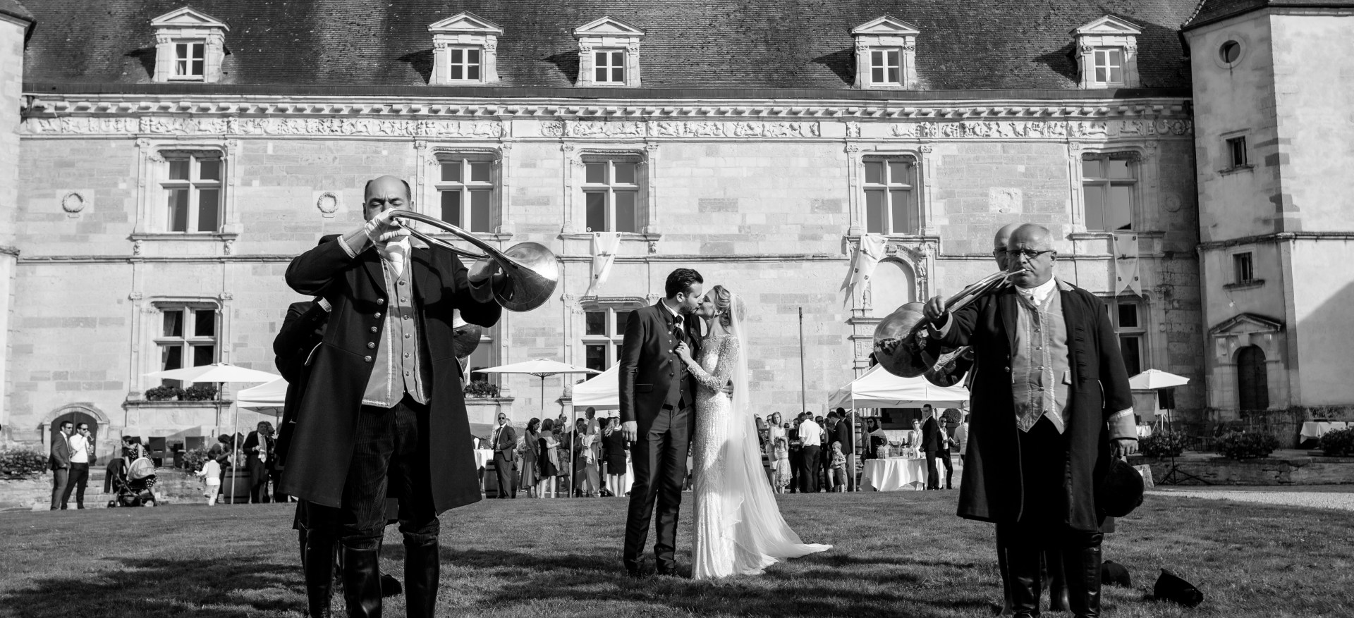 A special wedding in France
